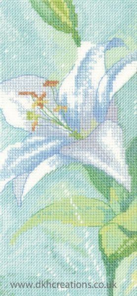 Lily A Cross Stitch Kit